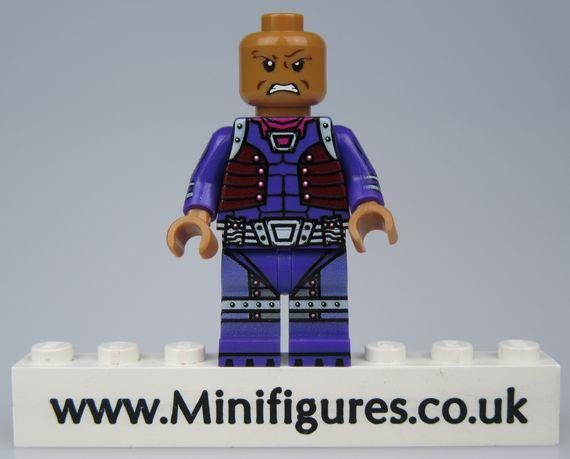 Erik Killmonger LeYiLeBrick Custom Minifigure