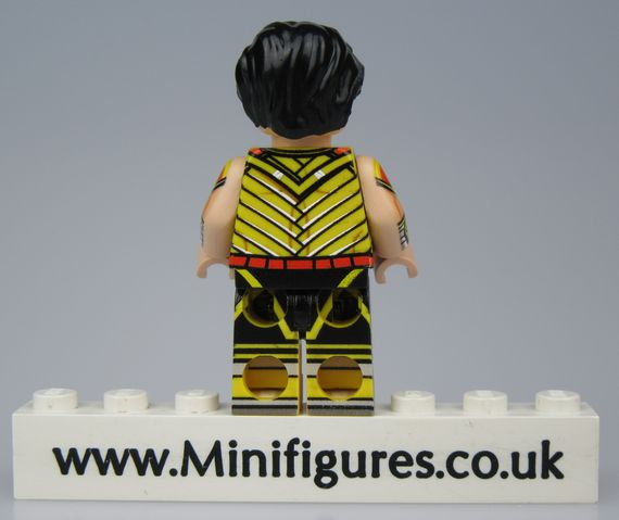 Jason LeYiLeBrick Custom Minifigure