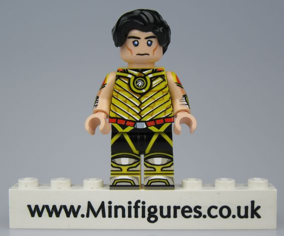 Jason LeYiLeBrick Custom Minifigure