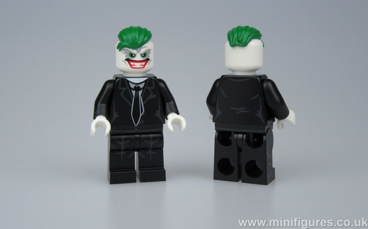 Joker Dragon Brick Custom Minifigure