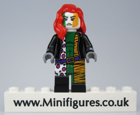 Mrs Joker LeYiLeBrick Custom Minifigure