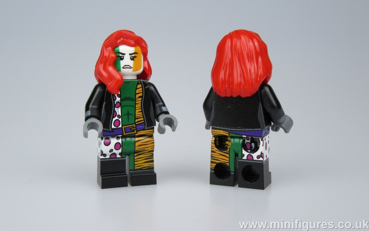 Mrs Joker LeYiLeBrick Custom Minifigure