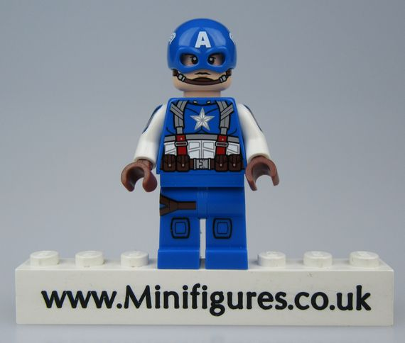 Original Super Soldier Custom Minifigure