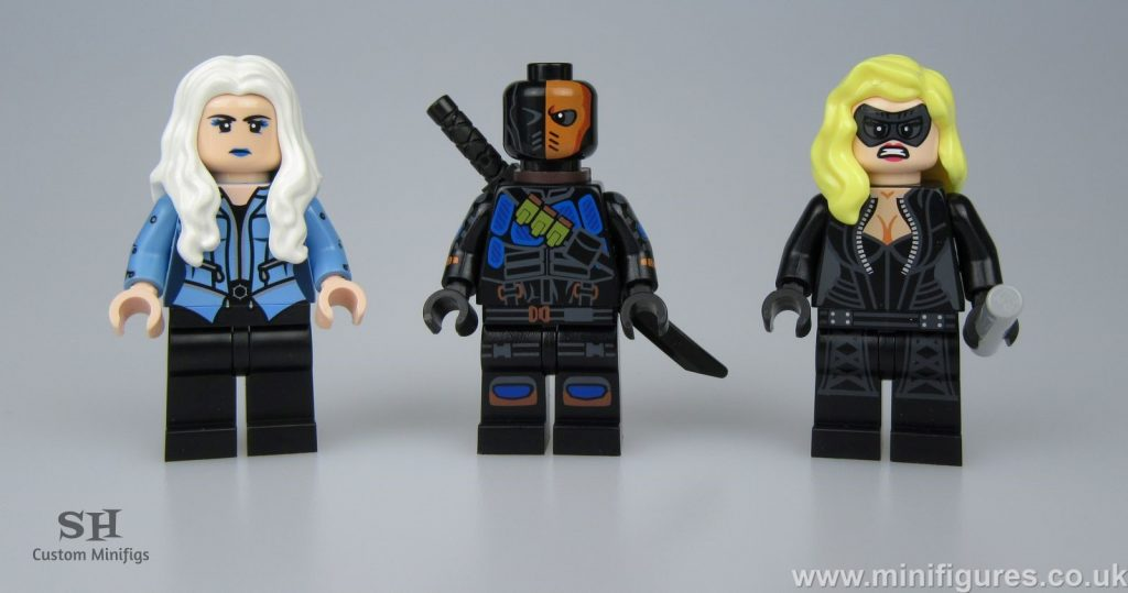 Custom Minifigures - Minifigures co uk