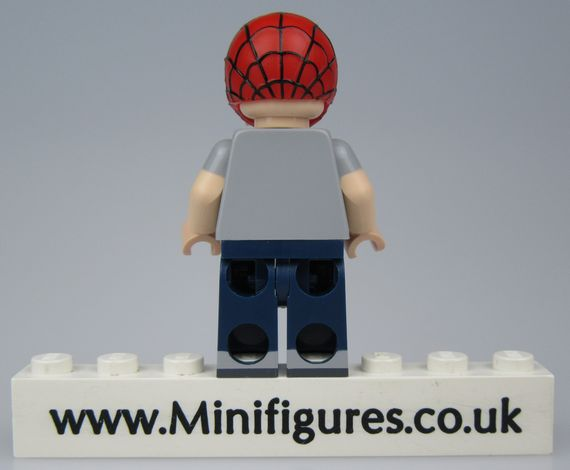 Spider-Man ESU DCB Custom Minifigure