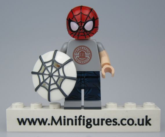 Spider-Man ESU DCB Custom Minifigure