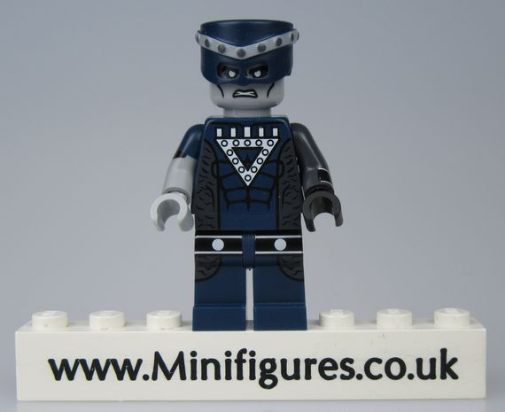 Black Hand Crystal Custom Minifigure