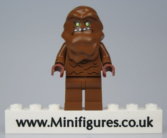 Clay Face DCB Custom Minifigure