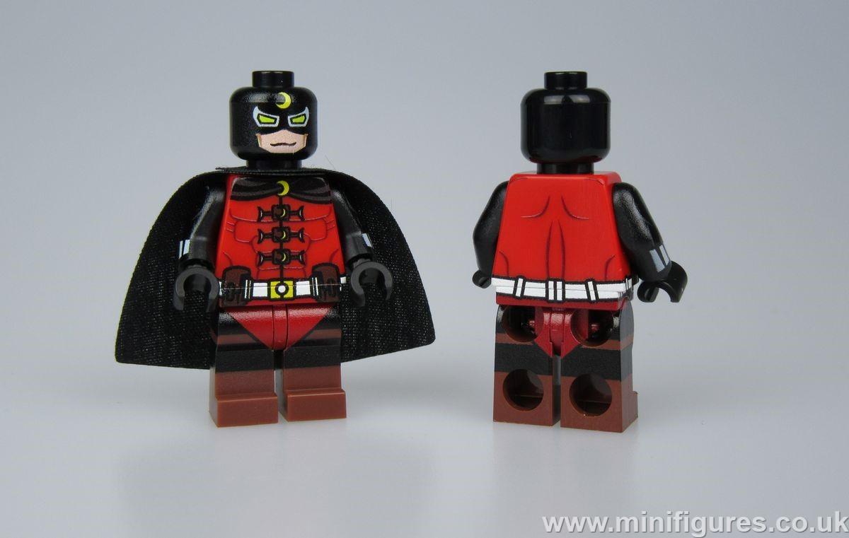 Doctor Mid-Nite V2 LeYiLeBrick Custom Minifigure