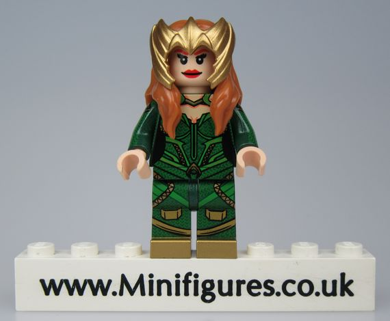 Ocean Empress BrothersFigure Custom Minifigure