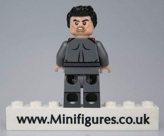Overman LeYiLeBrick Custom Minifigure