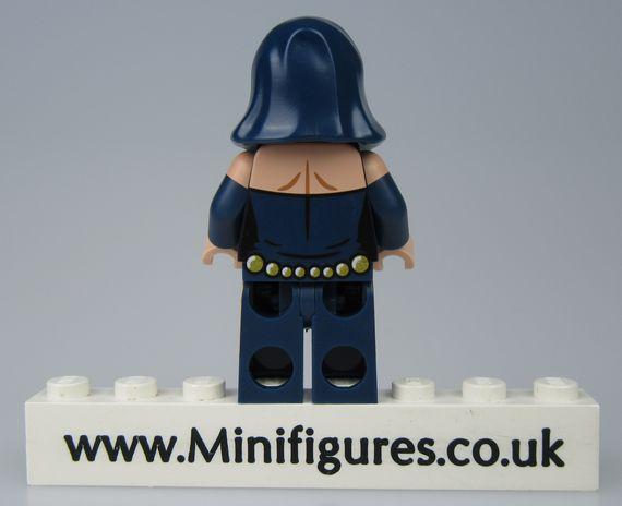 Raven Crystal Custom Minifigure