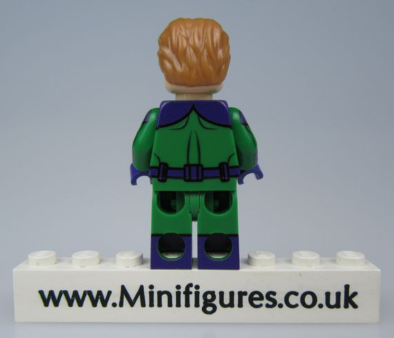 Riddle Man LeYiLeBrick Custom Minifigure