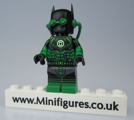 Batman Dawnbreaker UG Custom Minifigure
