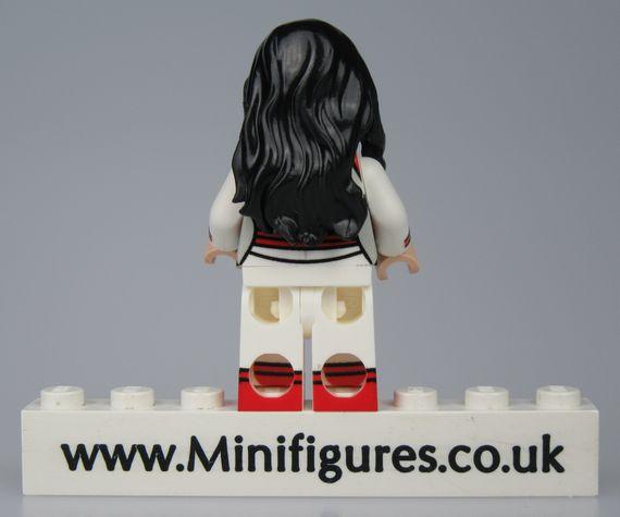 JSA Superhero LeYiLeBrick Custom Minifigure