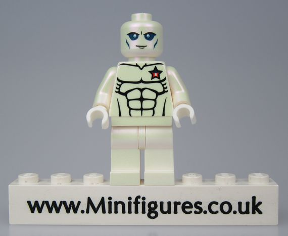 Martinex Crystal Custom Minifigure