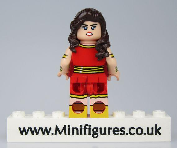 Mary Marvel LeYiLeBrick Custom Minifigure