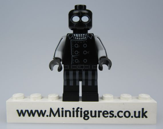 Spider Noir Crystal Custom Minifigure