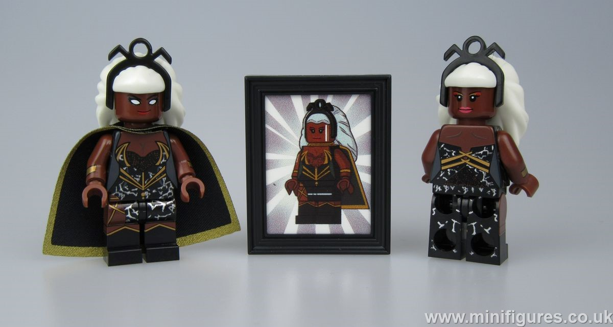 Weather Witch DCB Custom Minifigure