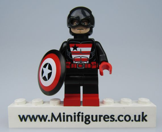 American Operative Custom Minifigure