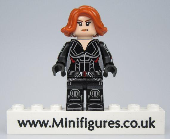 Lego 4x Bar Barre 1x8 missile Spring Shooter noir//black 15303 NEUF