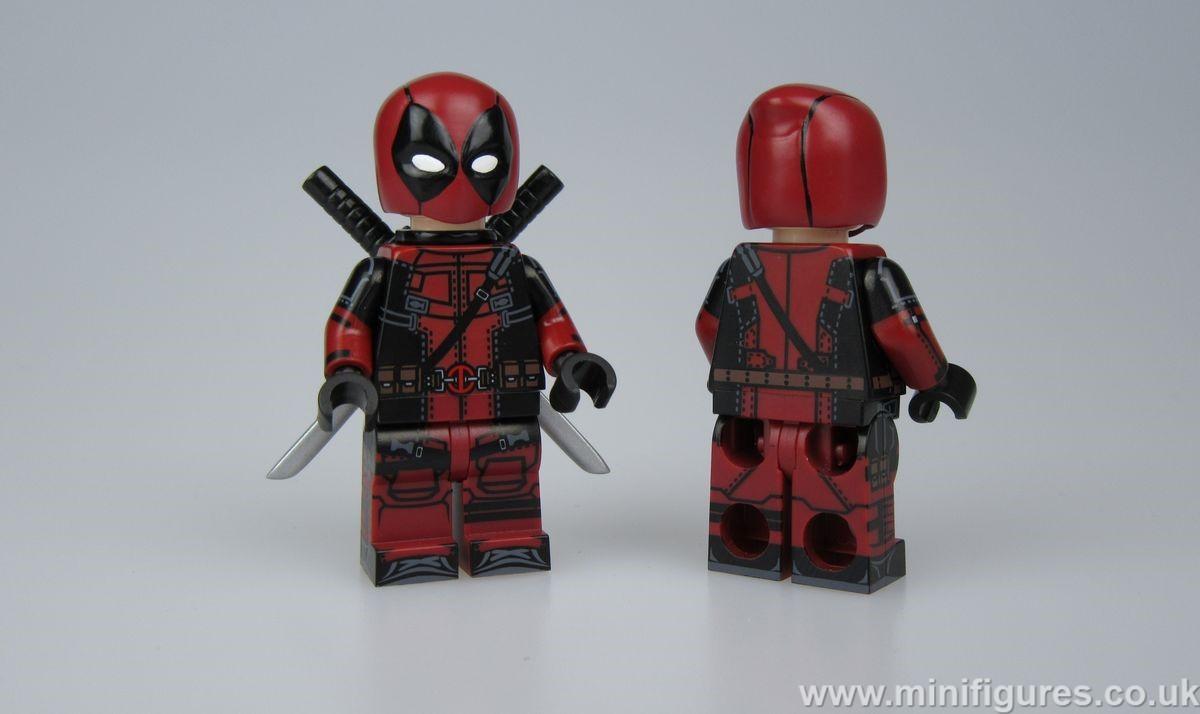 Deadpool UG Custom Minifigure