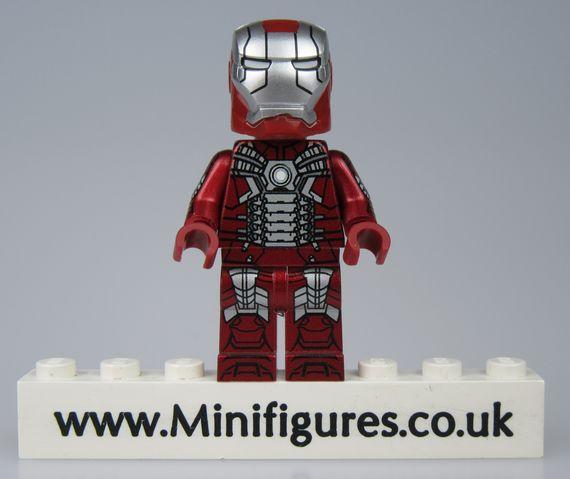 MK5 LeYiLeBrick Custom Minifigure