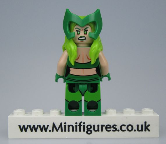 Magnetic Sorceress BrothersFigure Custom Minifigure
