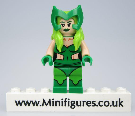 Magnetic Sorceress BrothersFigure Custom Minifigure