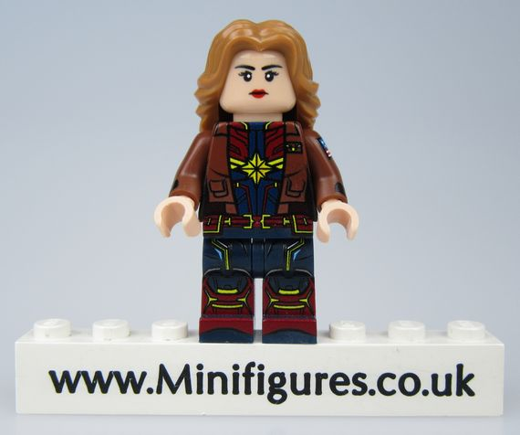 Surprise Captain LeYiLeBrick Custom Minifigure
