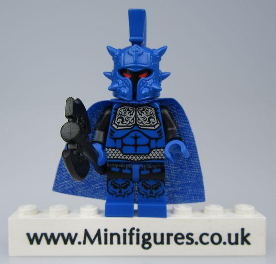 Ares MaxBrick Custom Minifigure