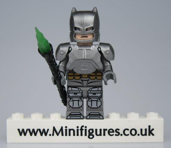Armored Batman UG Custom Minifigure