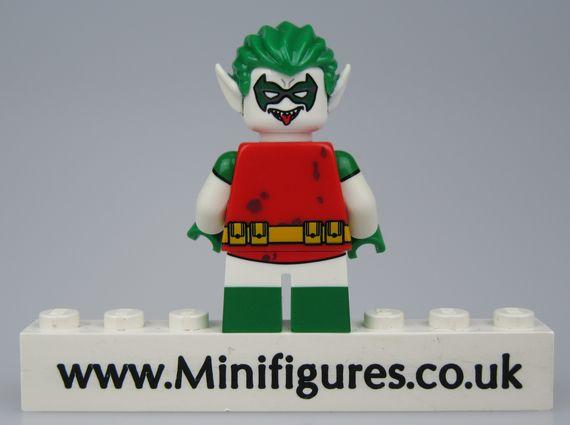 Black Bird BF v GB Custom Minifigure