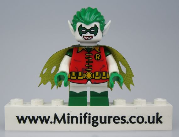 Black Bird BF v GB Custom Minifigure