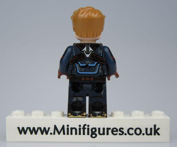 Captain America AA4 V2 LeYiLeBrick Custom Minifigure