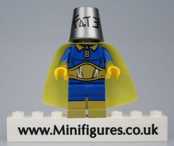DR Fat3 UG Custom Minifigure