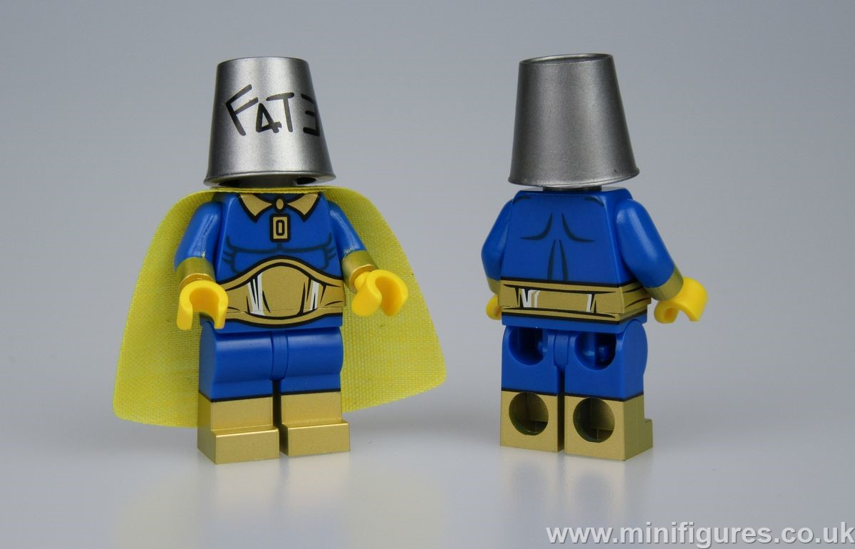 DR Fat3 UG Custom Minifigure