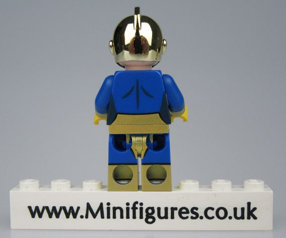 DR Fate Linda UG Custom Minifigure