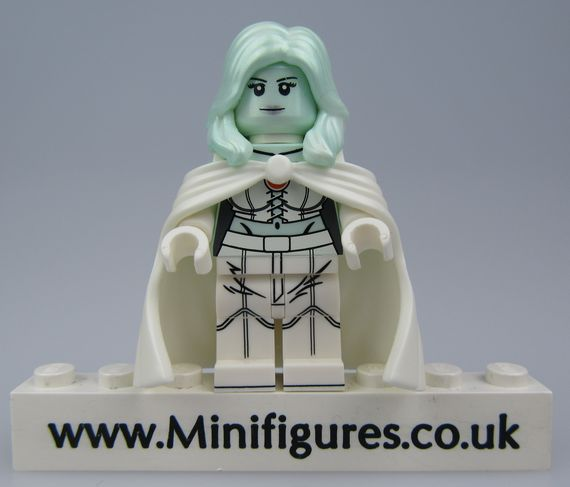 Diamond Lass DCB Custom Minifigure