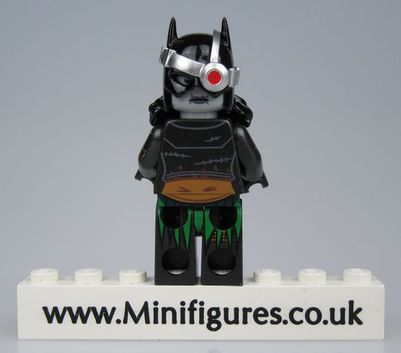 Flood Knight BrothersFigure Custom Minifigure