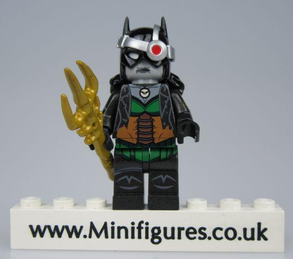 Flood Knight BrothersFigure Custom Minifigure