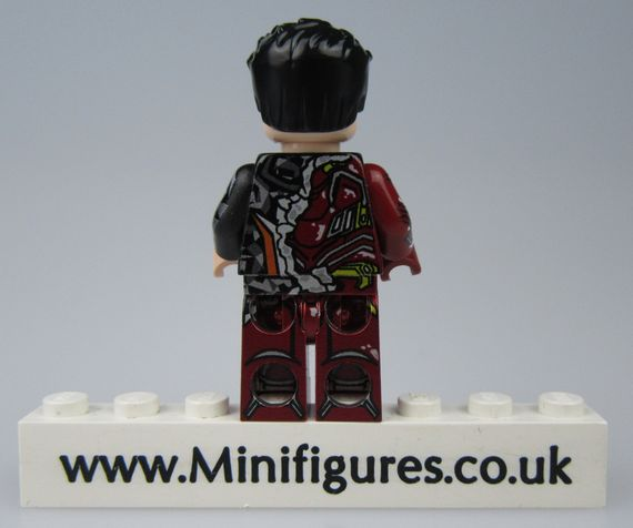Iron Man MK 50 Damaged LeYiLeBrick Custom Minifigure