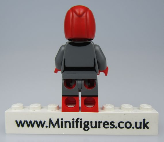 Pajamas Deadpool MaxBrick Custom Minifigure
