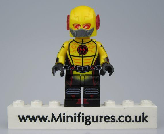 Reverse Flash V2 LeYiLeBrick Custom Minifigure