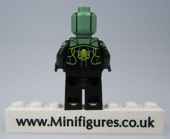 Ultimate Octopus Custom Minifigure