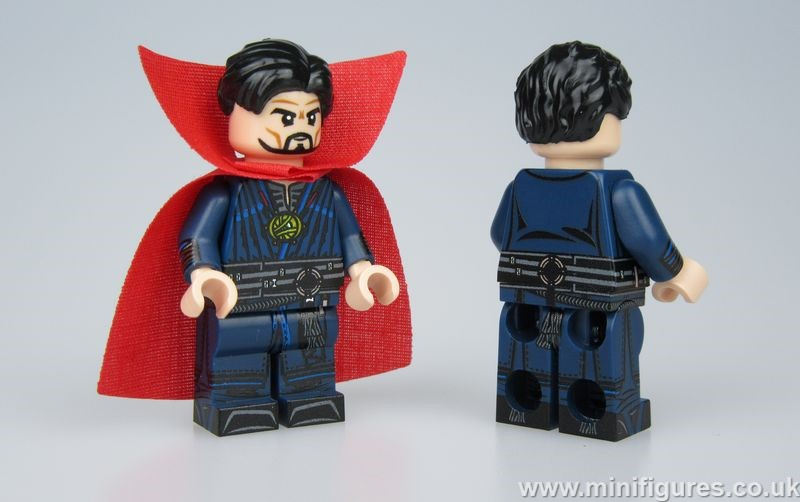 Doctor Strange LeYiLeBrick Custom Minifigure