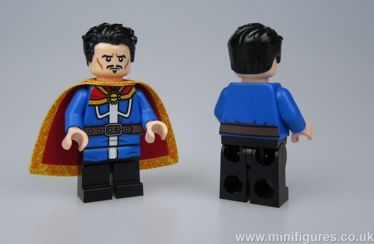 Dr Strange Crystal Custom Minifigure
