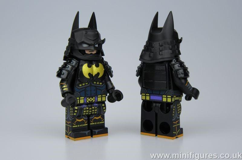 Ninja Batman UG Custom Minifigure