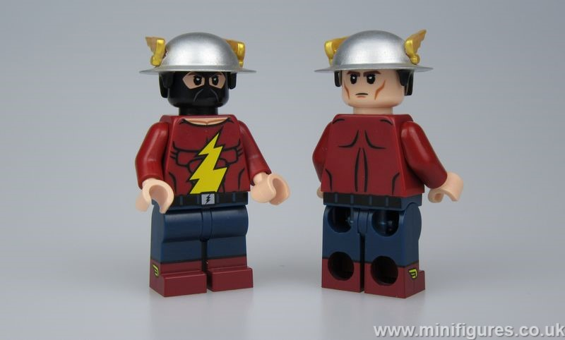 Rival Crystal Custom Minifigure