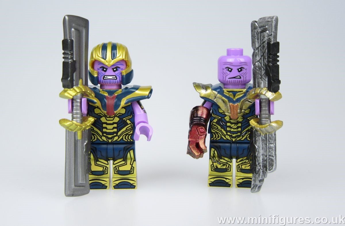 Thanos UG Custom Minifigures